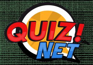 QuizNet Logo. Die Quizmaster für Online Quiz Show Events