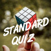 Online Standard Quiz Show für Freunde und Familien
